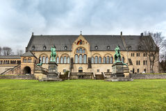 Imperial Palace of Goslar Royalty Free Stock Images