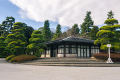 Imperial Palace grounds, Tokyo Stock Photo