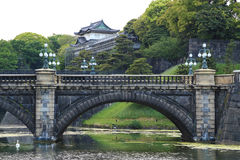 Imperial Palace, Japan Royalty Free Stock Photography