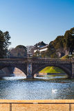 Imperial Palace in Japan, Tokyo Stock Photography