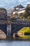 Imperial Palace in Japan, Tokyo Stock Photo