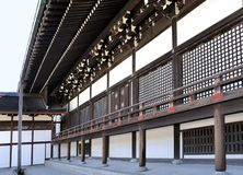 Imperial Palace Kyoto. Royalty Free Stock Images