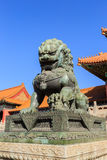 The Imperial Palace Museum, Beijing, China Royalty Free Stock Photo