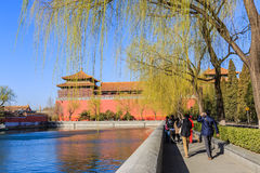 The Imperial Palace Museum, Beijing, China Royalty Free Stock Photography