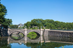 Imperial Palace Royalty Free Stock Images