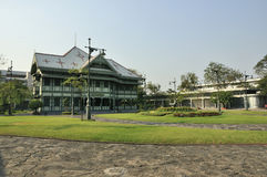 Imperial palace in Thailand. Imperial palace for short stays away from the capital in Thailand Royalty Free Stock Photo