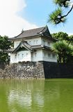 Imperial palace in Tokyo Stock Photos