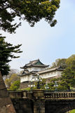 Imperial palace of Tokyo Royalty Free Stock Image