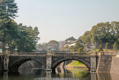 Imperial palace tokyo Royalty Free Stock Images
