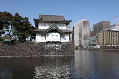 Imperial Palace - Tokyo Japan Stock Image