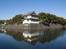 Imperial Palace, Tokyo, Japan. A part of Imperial Palace, Tokyo, Japan Royalty Free Stock Photo