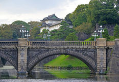 Imperial Palace Tokyo, Japan Royalty Free Stock Image