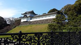 Imperial Palace in Tokyo Stock Image