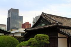 Imperial Palace, Tokyo, Japan Royalty Free Stock Image
