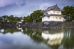 Imperial Palace Royalty Free Stock Image