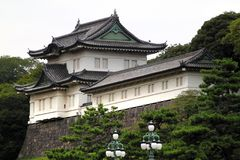 Imperial Palace, Tokyo, Japan Royalty Free Stock Photo