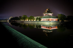 The Imperial Palace watchtower Royalty Free Stock Image