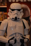 Imperial storm trooper action figure Stock Photos
