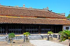 Hue Imperial Tomb of Tu Duc, Vietnam UNESCO World Heritage Site Royalty Free Stock Photography