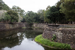 The Imperial Tombs of Hue Stock Photos