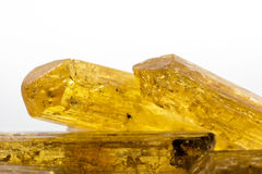 Imperial topaz Stock Images