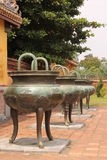 Imperial Urns Stock Images