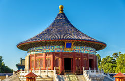 The Imperial Vault of Heaven in Beijing, China Stock Photos