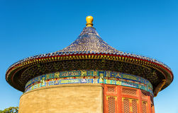 The Imperial Vault of Heaven in Beijing, China Royalty Free Stock Photography