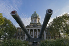 Imperial War Museum London Stock Image