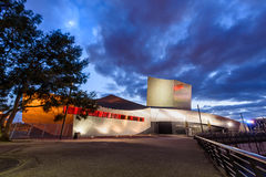 Imperial War Museum Manchester,UK Royalty Free Stock Image