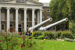 Imperial War Museum. World War I museum in London Royalty Free Stock Images