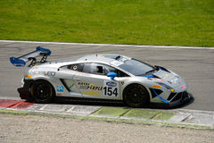 Imperiale Racing Lamborghini Gallardo Italian GT 2015 at Monza Stock Photos