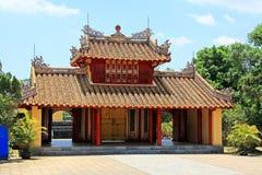 Imperialistisk gravvalv av Minh Mang, Hue Vietnam UNESCOvärldsarv Royaltyfria Foton