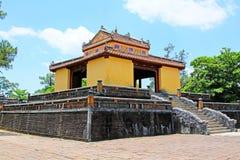 Imperialistisk gravvalv av Minh Mang, Hue Vietnam UNESCOvärldsarv Royaltyfri Fotografi