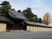 imperialistisk kyoto slott Royaltyfri Foto