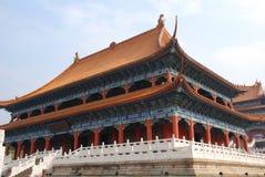 imperialistisk slott Arkivbild