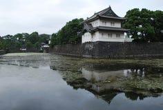 imperialistisk slott Arkivfoton