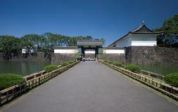 imperialistisk slott tokyo för ingång Arkivbilder