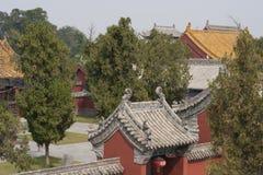 Imperialistisk slottträdgård Fotografering för Bildbyråer
