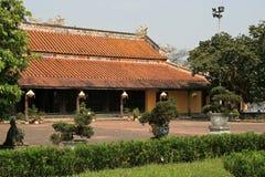 Imperialistisk stad - ton - Vietnam Royaltyfria Foton