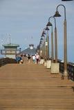 Imperialistisk strand Kalifornien Royaltyfri Fotografi
