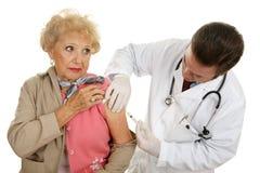 Impfstoff - vorbeugende Medizin Stockbilder