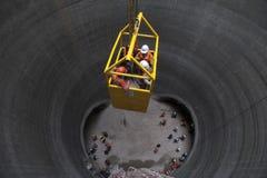 Impianti del sottopassaggio immagine stock