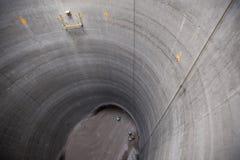 Impianti del sottopassaggio Fotografie Stock