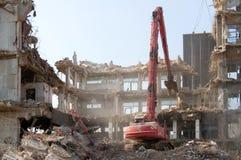 Impianti di demolizione Fotografia Stock Libera da Diritti