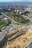 Impianti di Madrid Fotografie Stock Libere da Diritti