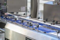 Impiantistica per l'industria alimentare immagine stock libera da diritti