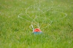 Impianto di irrigazione immagine stock