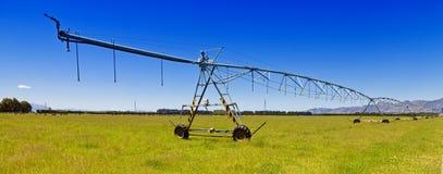 Impianto di irrigazione Fotografie Stock