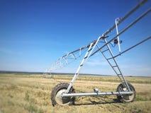 Impianto di irrigazione moderno Fotografie Stock Libere da Diritti